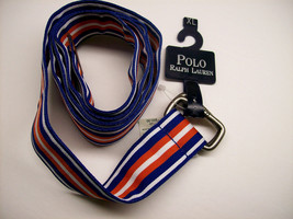 NWT Polo by Ralph Lauren  XL  Belt 51 inches    412 6 - $24.99