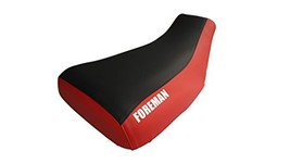 Honda Foreman TRX 450S Seat Cover Black And Red Foreman Logo Year 1998 T... - $42.99
