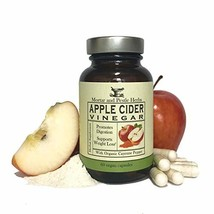 Mortar and Pestle Herbs - Raw Apple Cider Vinegar Capsules - Extra Stren... - $22.77