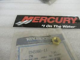 Q4B Genuine Mercury Quicksilver 11-806949 Nut OEM New Factory Boat Parts - $2.93