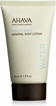 AHAVA Dead Sea Water Mineral Body Lotion 40ml - $16.30