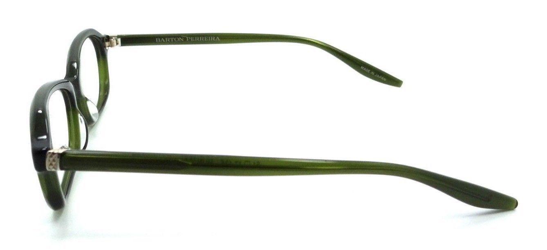 Barton Perreira Raynette Eyeglasses Frames 51-17-135 Hunter/Gold Unisex Small