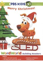 WORDWORLD: MERRY CHRISTMAS! NEW DVD - $24.50
