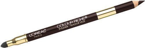 Primary image for L'Oreal Paris Colour Riche Eyeliner, 910 Black/Brown, 0.037 Ounce - ONE