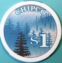 Casino Chip. Chipco International Marketing Chip. O11. - $4.29