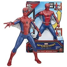 Marvel Year 2016 Spider-Man Homecoming Movie Series 15 Inch Tall Electro... - $54.99