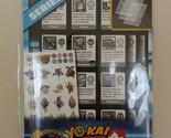 Yo-kai • Watch • Season 1 • Yo-kai Medallium Collection Book Pages