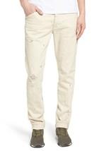 NWT $248 Mens Joe's Jeans Standard Slouchy Slim Trouser Gregor Distresse... - $103.26