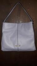 Anne Klein Lavender Hand Bag (Preowned) - $50.48