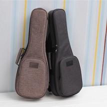 Ukulele Bag Case Backpack Handbag Thicken Soprano Concert Tenor 21 23 26... - $44.31+