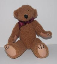 Ty Attic Treasures Dexter Plush 8in Teddy Bear Stuffed Animal Retired 1992 - $9.99