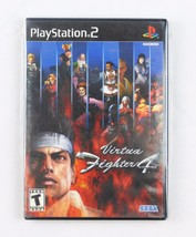Playstation 2 Virtua Fighter 4 PS2 Videospiele - $10.58