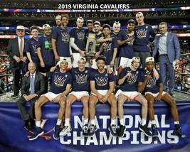 2019 Virginia Cavaliers 8X10 Team Photo Ncaa Basketball National Champs - $3.95