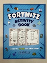 UNOFFICIAL FORTNITE ACTIVITY BOOK WORD SEARCH PUZZLES KIDS ACTIVITY BOOK - $7.84