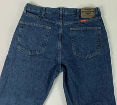 WRANGLER MEN'S REGULAR FIT JEANS 34 X 34 Nice!  - $16.78