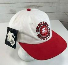 Indiana Hoosiers Basketball (STARTER) 90s Vintage Snapback Hat Cap NCAA - $14.10