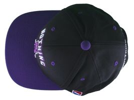 DGK Dirty Ghetto Kids Black Purple Nothing To 2 Lose Snapback Baseball Hat NWT image 6