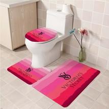 Hot Victoria's_Secret262 Toilet Set Anti Slip Good For Decoration Your Bathroom  - $20.09