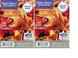 Better Homes and Gardens Crisp Fall Leaves Scented Wax Cubes 5oz - 2-Pack - $22.05