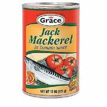 Grace Mackerel in Tomato Sauce, 15oz - $11.75