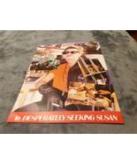 MADONNA - DESPERATELY SEEKING SUSAN - POSTER - $3.99