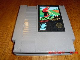 Golf (Nintendo Entertainment System, 1985) GAME ONLY - $6.91