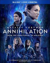 Annihilation [Blu-ray+DVD+Digital, 2018]