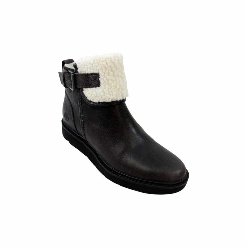 Timberland Kenniston Fleece Lined Dark Grey  TB0A1KEJC64 Women's Size 6