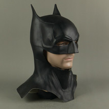 The Batman 2022 Movie Mask Robert Pattinson Cosplay Costume Prop Mask - $35.99