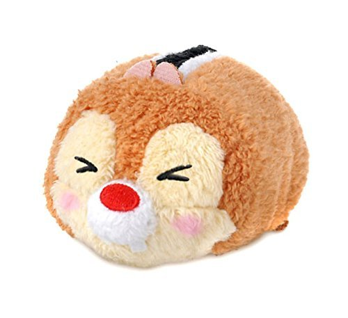 "Disney Tsum Tsum Bambi Dale 3.5"" Plush [Sleeping, Mini]"