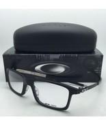 New OAKLEY Eyeglasses PITCHMAN OX8050-0153 53-18 Matte Black Rectangular... - $199.94