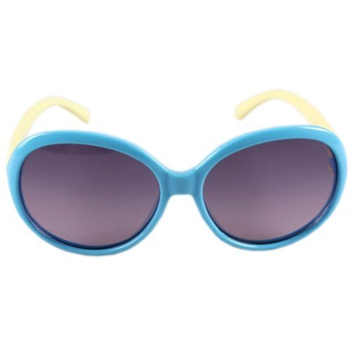 Toddler Sunglasses Kids Sun Protection Children Summer Eyewear BLUE (3-10Y