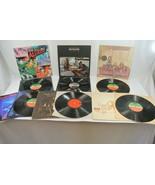 Crosby Stills Nash Young Lot of 6 Records Vinyl LP Deja Vu So Far Allies... - $41.59