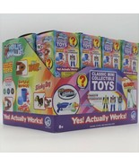 World's Smallest Classic Mini Collectible Toy Blind Box Case of 24 BRAND NEW - $178.18
