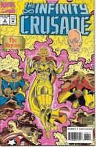 The Infinity Crusade Comic Book #6 Marvel Comics 1993 NEAR MINT NEW UNREAD - $5.94