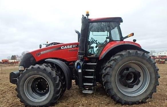 2015 CASE IH MAGNUM 310 For Sale In New Roads, La 70760