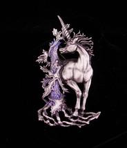 """VIntage Unicorn brooch / HUGE vintage pin / Mythological horse / FIGURAL 4""""  - $145.00"""