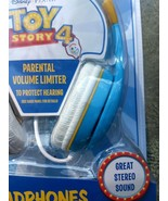 New sealed Walt Disney Pixar Toy Story 4 Headphones with stereo sound & ... - $39.77