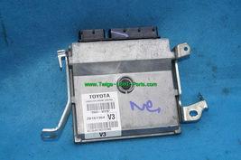 Toyota Matrix Computer Engine Control Module ECU ECM 09 10 89661-02v30 image 3