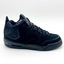 Jordan Courtside 23 (GS) Triple Black Boys Size 4.5 Kids AR1002 001 - $69.95