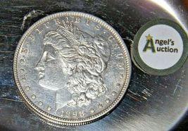 1898 P Morgan Silver Dollar AA19-CND6055 image 4