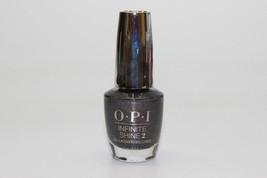 Opi Vernis à Ongles NK B59 Mon Privé Jais Neuf Sparkle 10 - $8.89