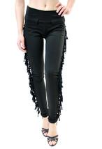 One Teaspoon Womens Faded Love Pants Black 12524 Size S - $48.63