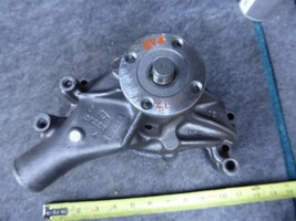 7-1303 GM Water Pump Remanufactured By Arrow 372334 image 1