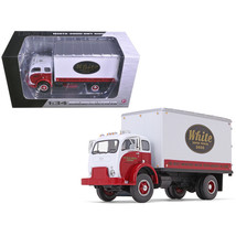 1953 White Super Power 3000 COE Delivery Van 1/34 Diecast Model Car by F... - $76.99