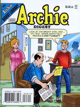Archie Digest Magazine #233 VF/NM; Archie | save on shipping - details inside - $2.50