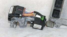 06-08 Honda Civic 1.8 A/T ECU PCM Engine Computer & Immobilizer 37820-RNA-A64 image 2