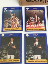 Vintage Lot 11 Kareem Abdul Jabbar UCLA Trading Cards College Basketball NCAA image 8