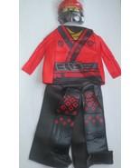 Lego Ninjago KAI Child Deluxe Costume With Mask - Size S/P (4-6) - NWT - $22.99