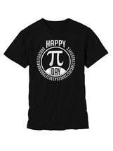 Inspired Happy Pi Day Nerd T-Shirt  - $17.99